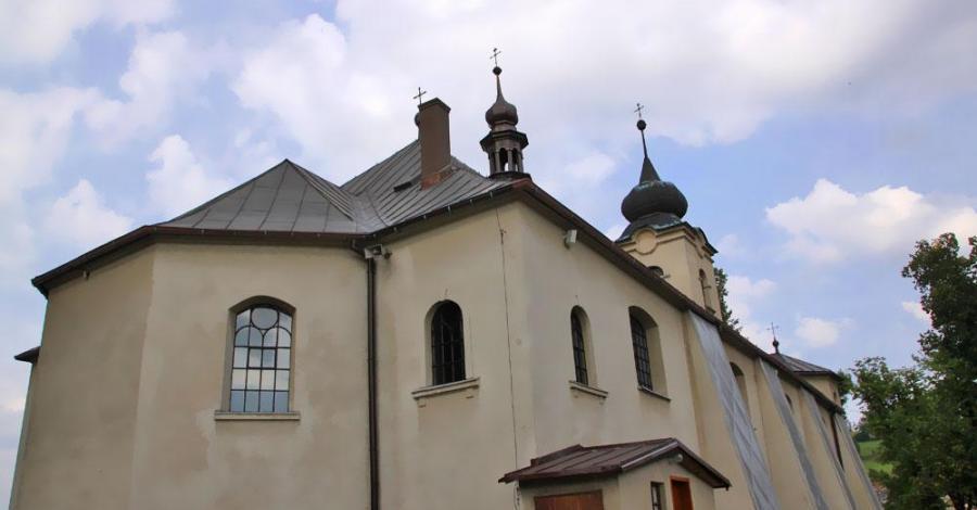 Kościół w Istebnej - zdjęcie