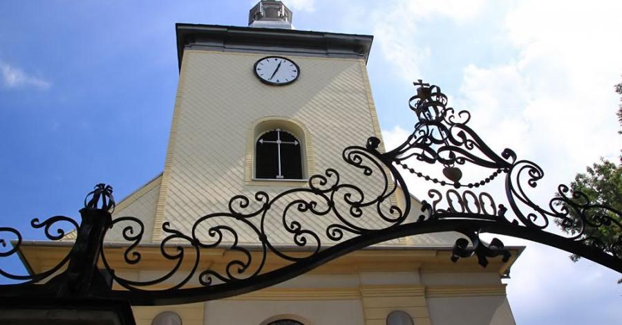 Kościół w Milówce - zdjęcie