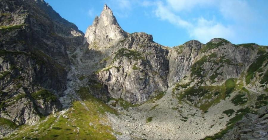 Mnich w Tatrach - zdjęcie