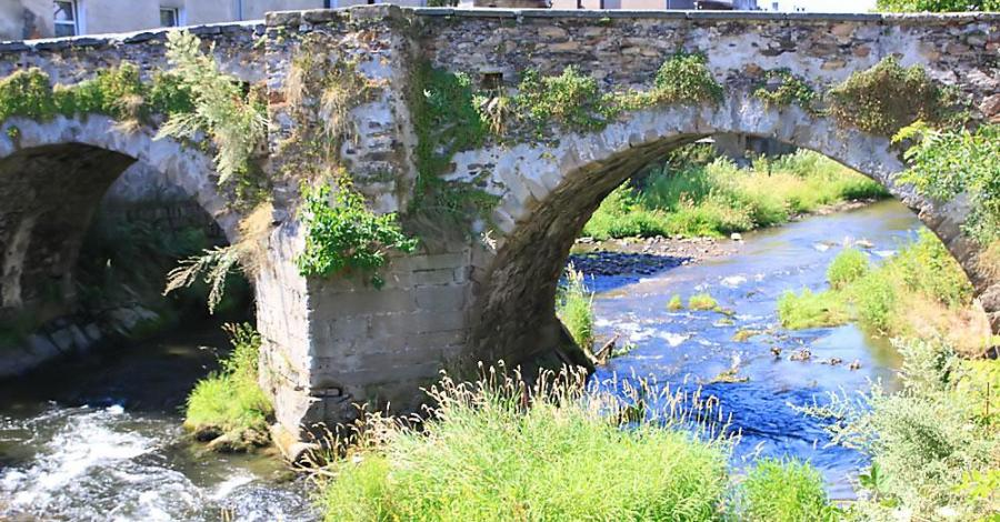 Most Gotycki w Lądku Zdroju - zdjęcie