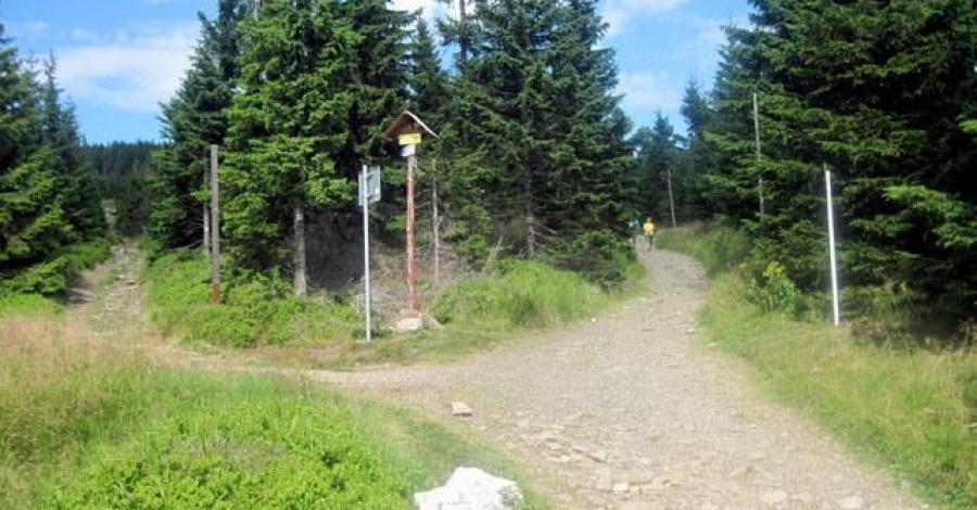 Sowia Przełęcz w Karkonoszach - zdjęcie