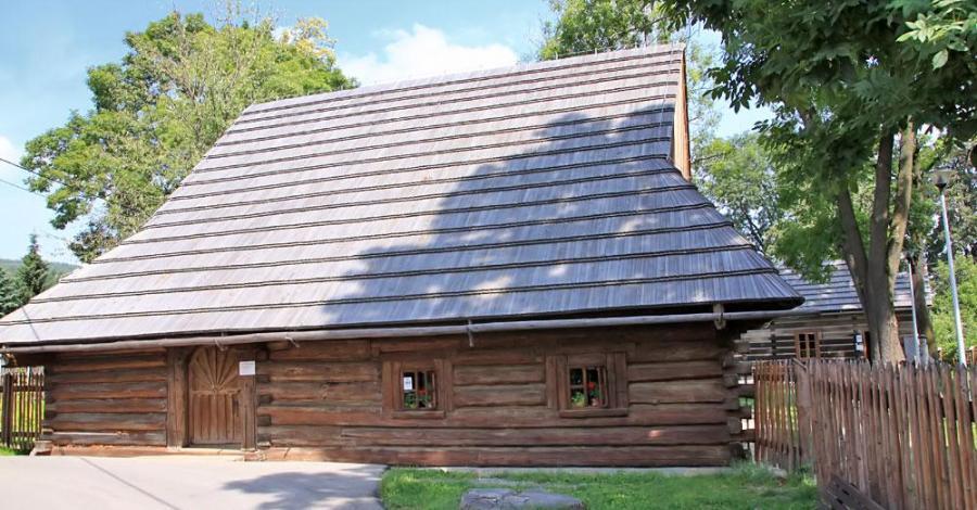 Stara Chałupa w Milówce - zdjęcie