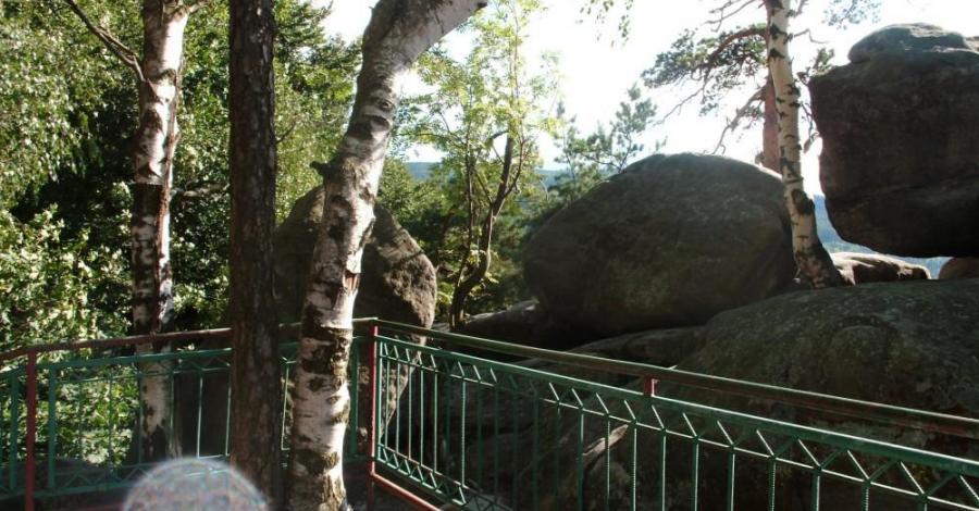 Taras widokowy na Szczytniku - zdjęcie