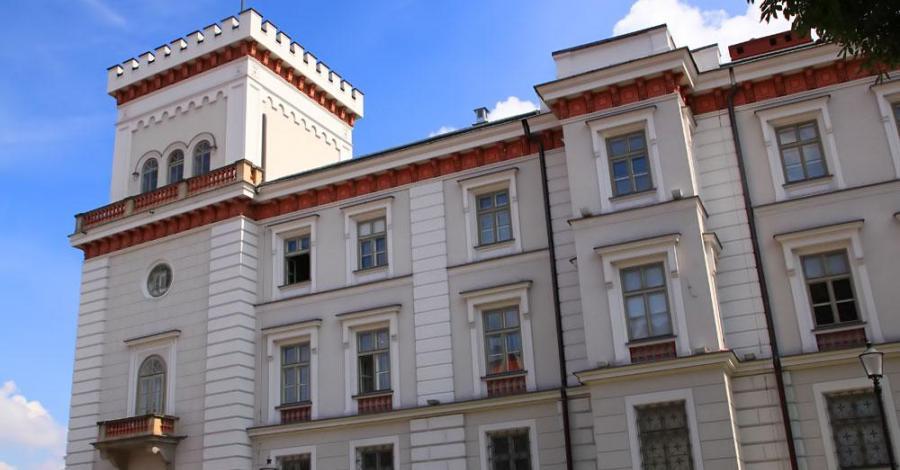 Zamek w Bielsku-Białej - zdjęcie