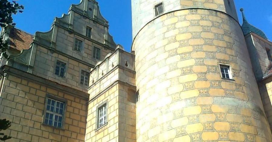 Zamek w Oleśnicy - zdjęcie