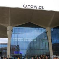 Nowy dworzec w Katowicach