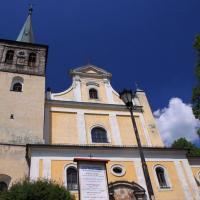 Duszniki Zdrój - Kościół