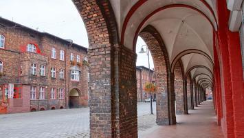 Katowice chmurne - zdjęcie