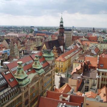 Wrocław, Danusia