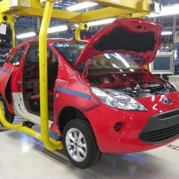 Niedzielne Zwiedzanie Tyskiej Fabryki Fiata