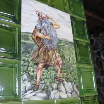 Wysoki Kamień- z wizytą u Ducha Gór