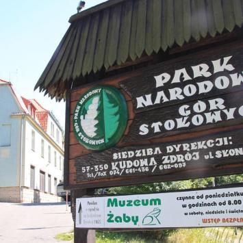 Siedziba Parku Narodowego Gór Stołowych, Anna Piernikarczyk