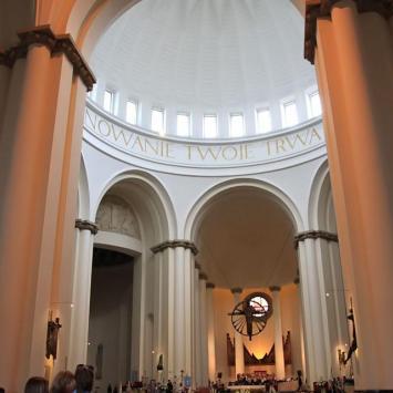 Katowice - katedra