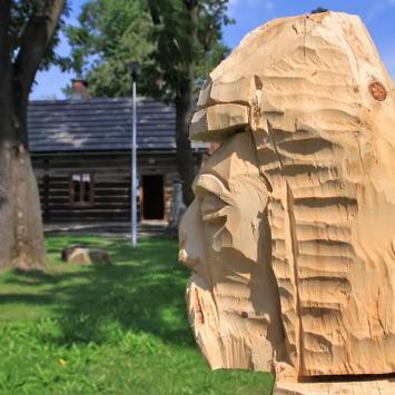 Szlak Architektury Drewnianej - Stara Chałupa w Milówce