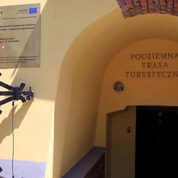 Kłodzko - Podziemna Trasa Turystyczna, Anna Piernikarczyk