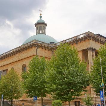Katowice archikatedra