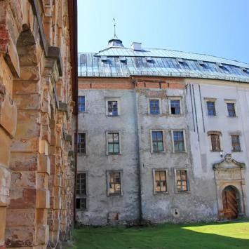 Międzylesie - zamek, Anna Piernikarczyk