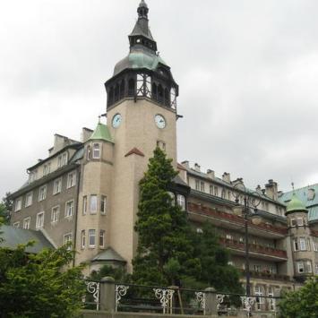 Dom Zdrojowy w Świeradowie Zdroju - zdjęcie