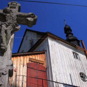 Kościół drewniany w Międzygórzu, Anna Piernikarczyk