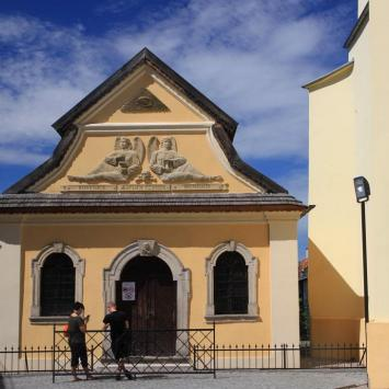 Kaplica Czaszek w Kudowie Zdroju - zdjęcie