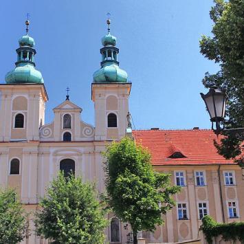 Kościół Franciszkanów w Kłodzku