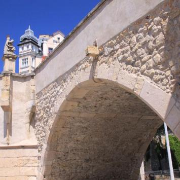 Most gotycki w Kłodzku - zdjęcie