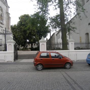 Mury obronne w Łęczycy