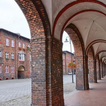 Nikiszowiec w Katowicach
