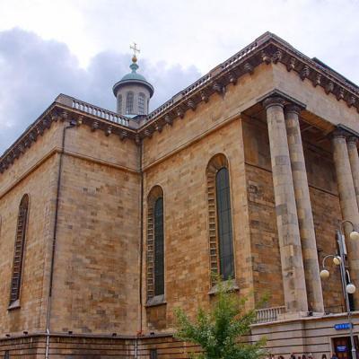 Katedra w Katowicach