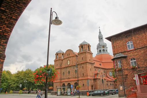 Kościół na Nikiszowcu