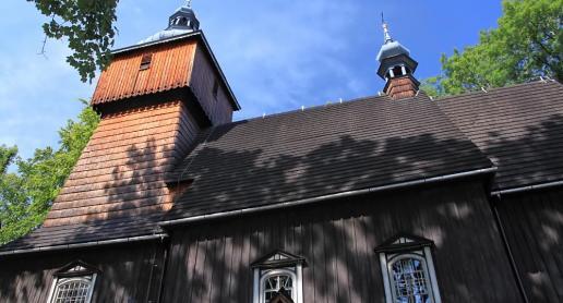 Szlak Architektury Drewnianej - zdjęcie