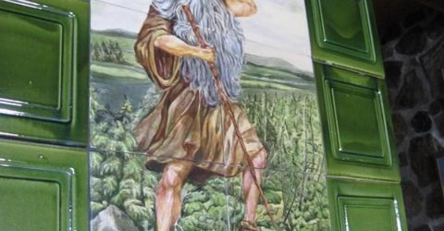 Wysoki Kamień- z wizytą u Ducha Gór - zdjęcie