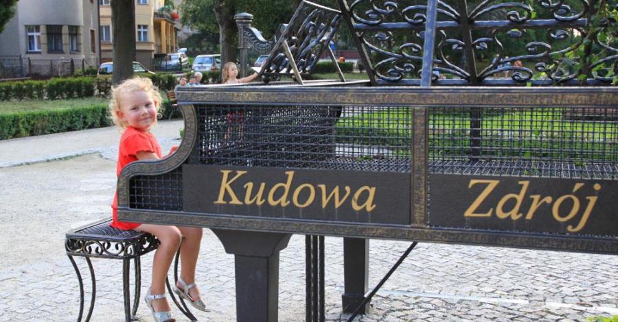 Ogród Muzyczny w Kudowie Zdroju, Anna Piernikarczyk