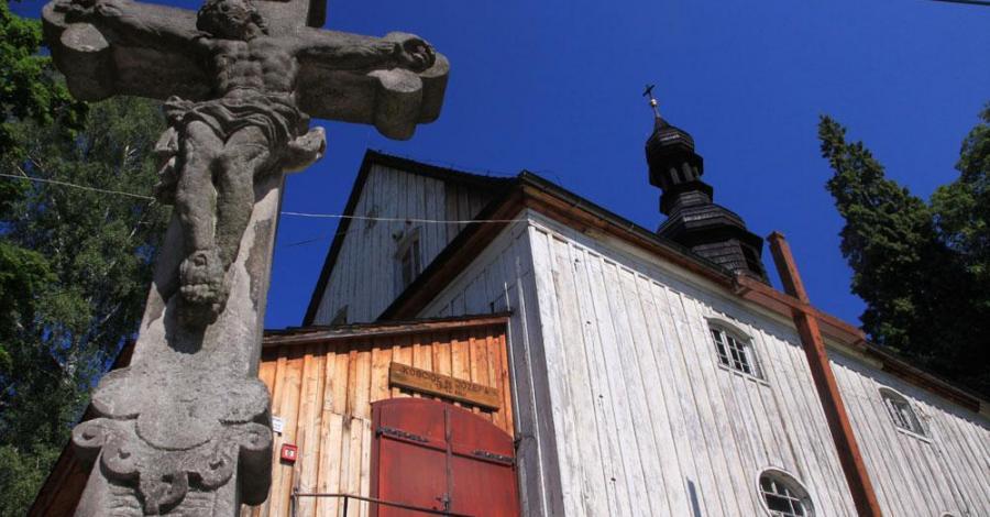 Drewniany kościół w Międzygórzu, Anna Piernikarczyk