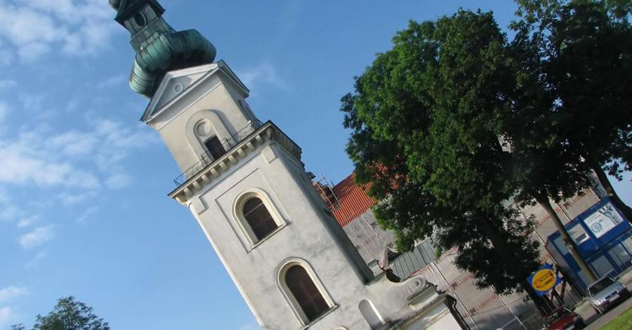 Katedra w Zamościu - zdjęcie