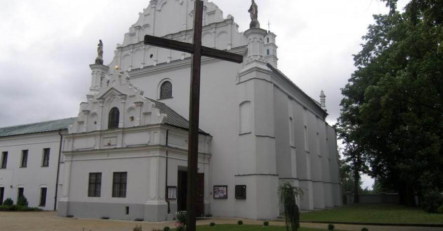 Kościół Bernardynów w Łęczycy - zdjęcie