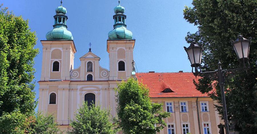 Kościół Franciszkanów w Kłodzku - zdjęcie