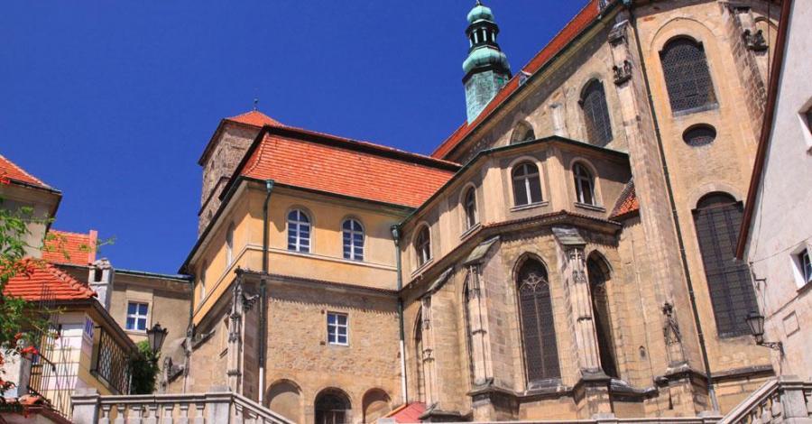 Kościół w Kłodzku - zdjęcie