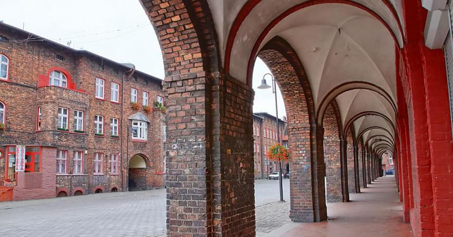 Nikiszowiec w Katowicach - zdjęcie