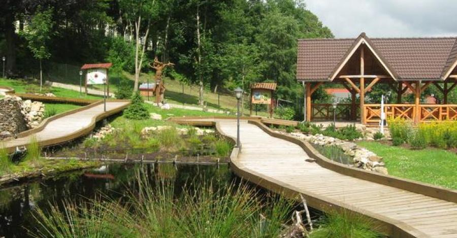 Ogród Dydaktyczny Izery Trzech Żywiołów w Świeradowie Zdroju - zdjęcie