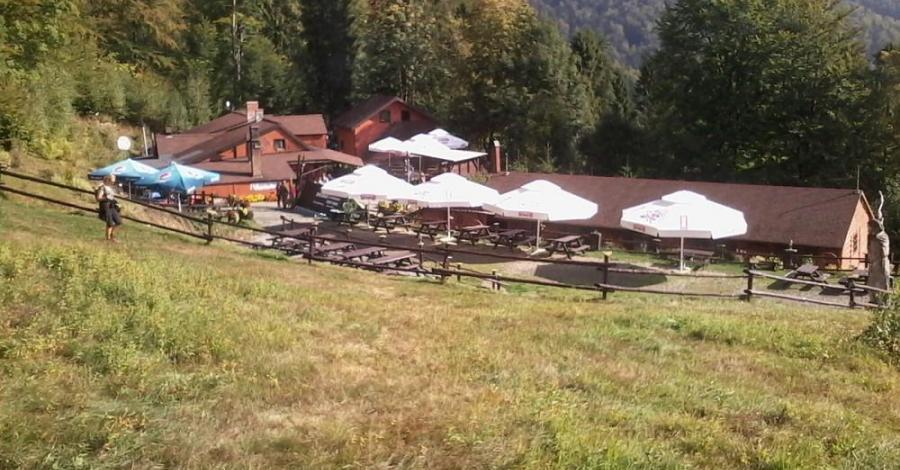 Przełęcz Karkoszczonka w Beskidzie Śląskim - zdjęcie