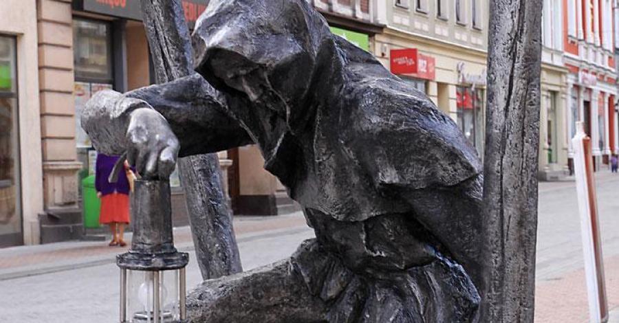 Rzeźby Gwarka w Tarnowskich Górach, Anna Piernikarczyk