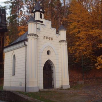 Kaplica Szalayów, Tadeusz Walkowicz