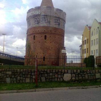 Baszta Panieńska w Szczecinie - zdjęcie