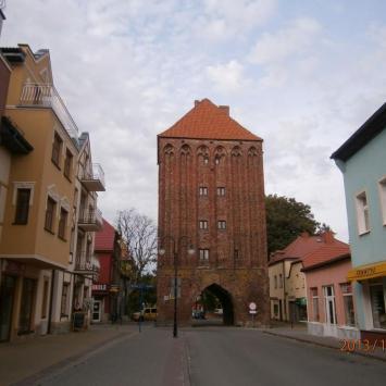 Bramy miejskie w Sławnie - zdjęcie