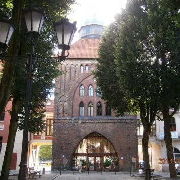 Bramy Miejskie w Słupsku