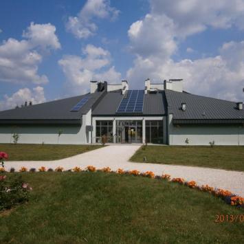 Centrum Szklany Dom w Ciekotach