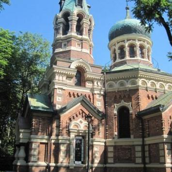 Cerkiew w Sosnowcu