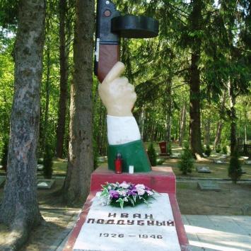Cmentarz radziecki w Bornem Sulinowie