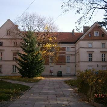 Dawny Pałac Biskupi we Fromborku